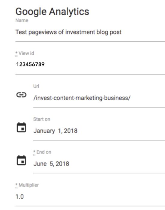 track google analytics pageviews 4