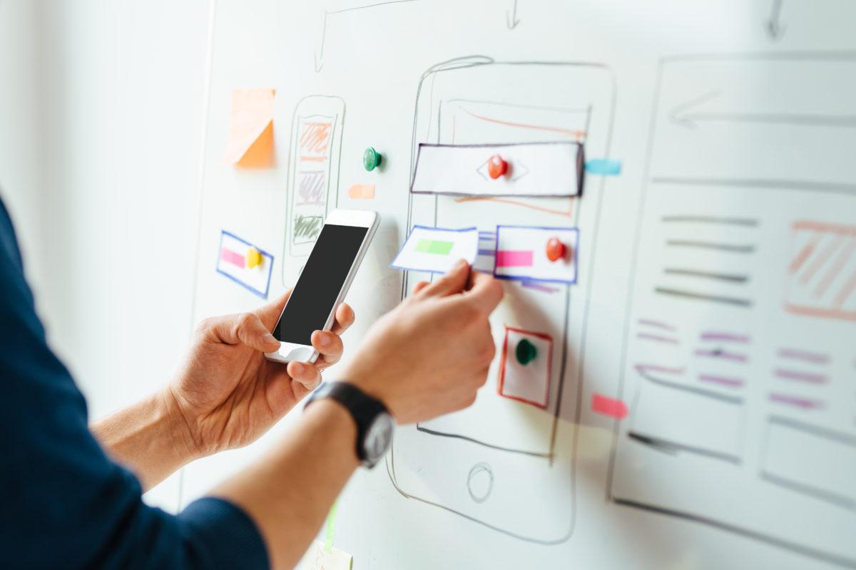 designing a content first website